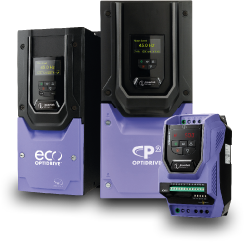 Optidrive AC Variable Speed Drives