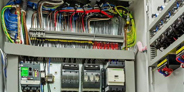 Tidy cabinets aren't necessarily immune from interference problems