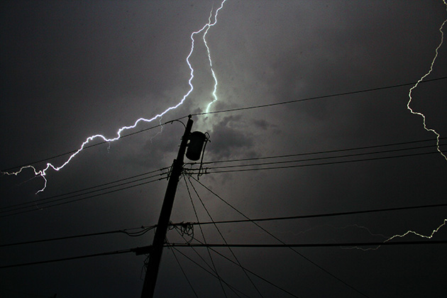 Electricity Supplies can be unpredictive and Variable