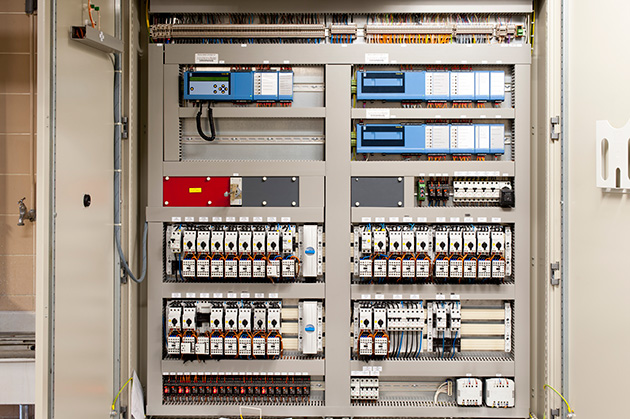 Variable Frequency Drives and other equipment need adequate cooling in Cabinets