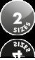 2 Frame Sizes