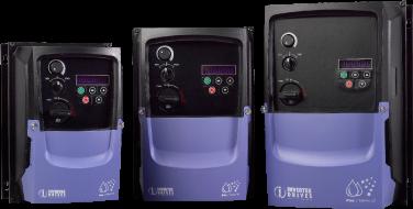 Optidrive E2 Single Phase AC Variable Speed Drives