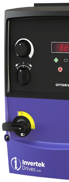 Optidrive E3 IP66 Outdoor Switches