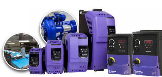 Optidrive E3 Variable Frequency Drive | Variable Speed Drive | AC Drive