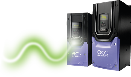 Optidrive HVAC Eco AC Variable Speed Drives