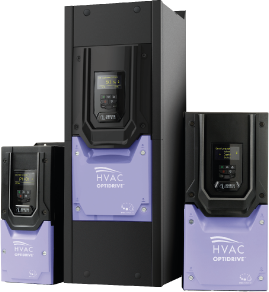 Optidrive HVAC AC Variable Speed Drives
