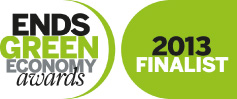 ENDS Green Economy Awards 2013 Finalist