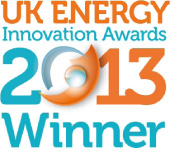 UK Energy Innovation Awards 2013 Winner