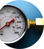Marine compressor control