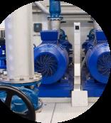 Marine pump control