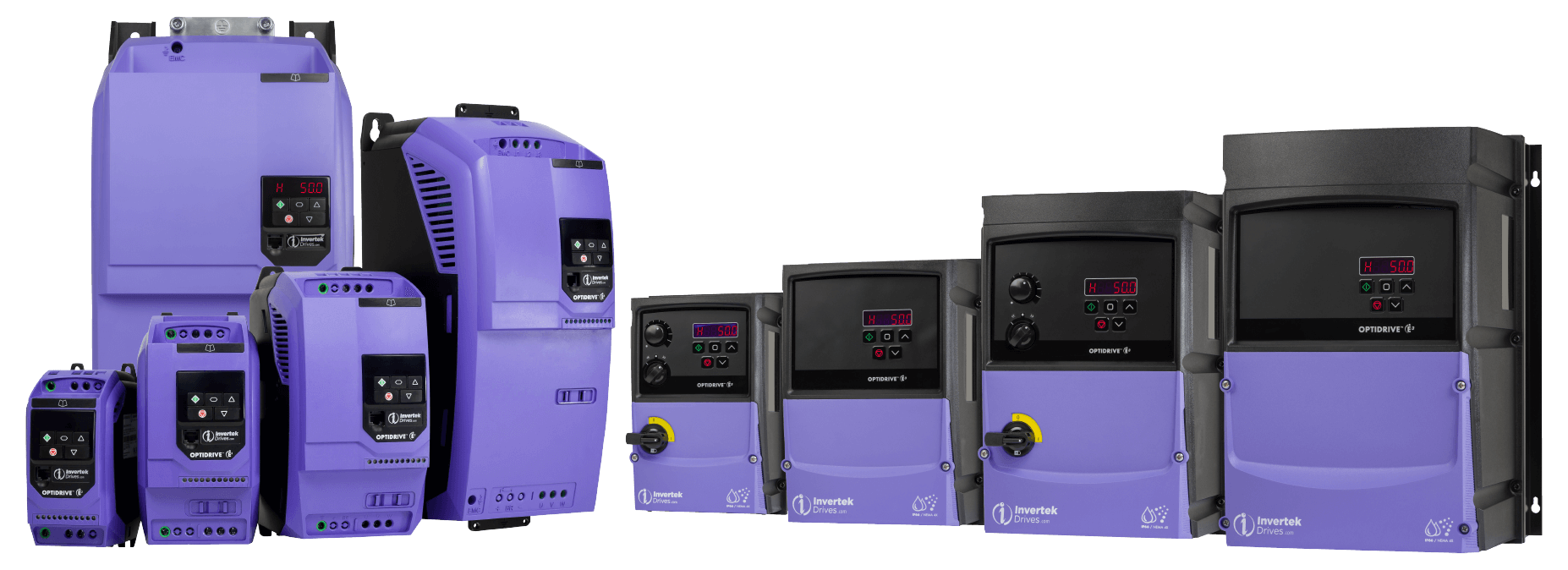Optidrive E3 Variable Frequency Drives