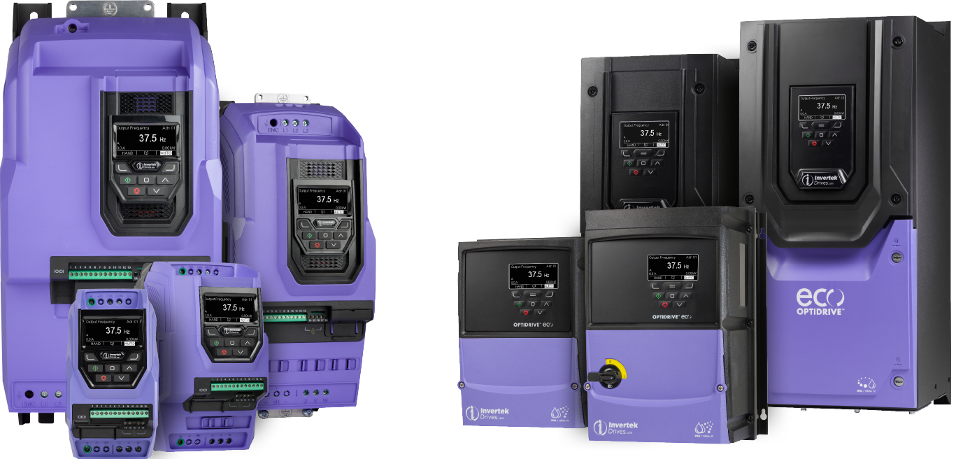 Optidrive Eco Variable Frequency Drives
