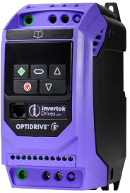 Optidrive E3 Single Phase IP20 Size 1