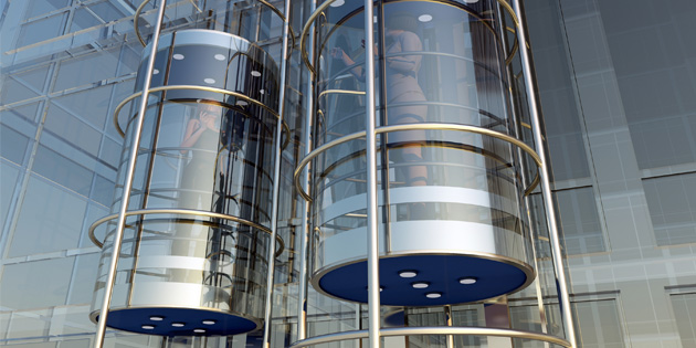 Elevators fitted with Variable Speed Drives are smooth, fast and reliable