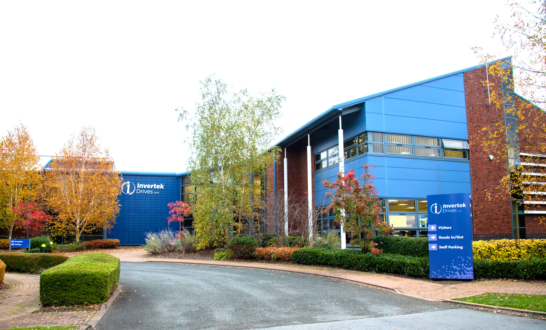 Record sales fuel investment, expansion and recruitment at Invertek Drives