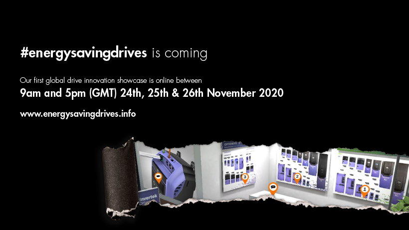 Countdown begins for Invertek's global drive innovation event