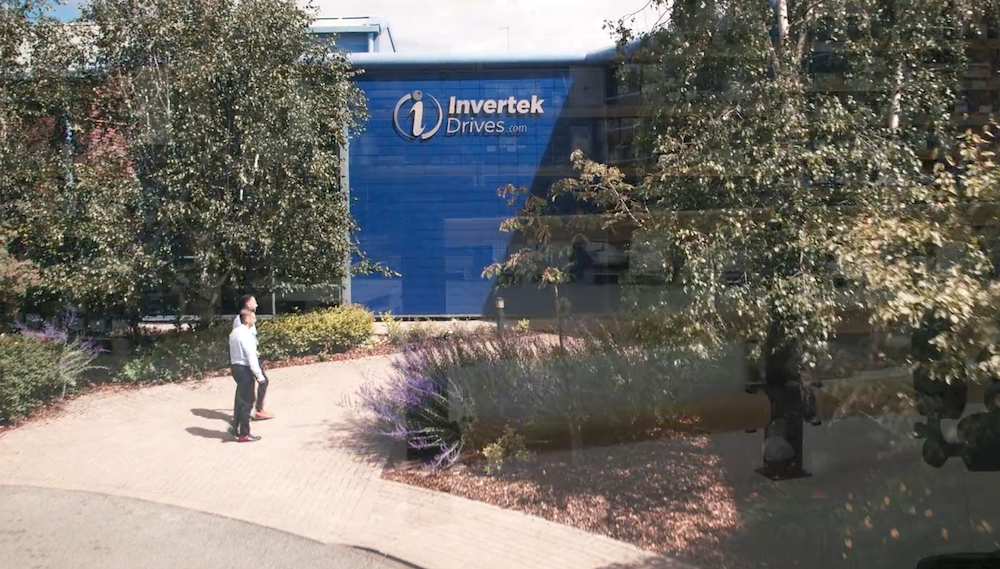 Taking a tour of Invertek's global manufacturing facility